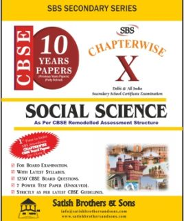 Social Science Chapterwise 10 years papers