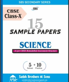CBSE 10th Class Science (EM) Previous Year Solved, Unsolved Sample papers