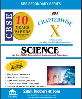 Science Chapterwise 10 years papers