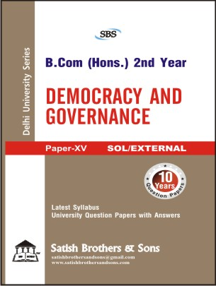 DEMOCRECY & GOVERNANCE