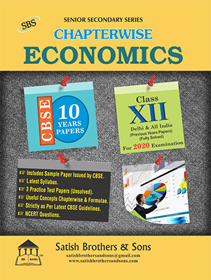 CBSE 12th Economics Previous Year Solved, Unsolved Sample Question Papers